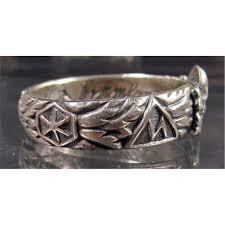 german wedding ring sterling silver german wedding ring