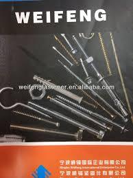 china metal bed frame hardware bolt nut washer