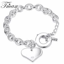 aliexpress buy new arrival cool charm vintage 2017 new arrival wan heart brand cool charm bracelets silver plated
