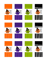 20 spooky free halloween printables