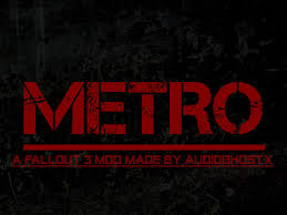 Fallout 3 Metro Map by Metro Mod For Fallout 3 Mod Db