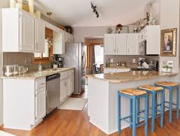 the right way to paint your kitchen cabinets homeright