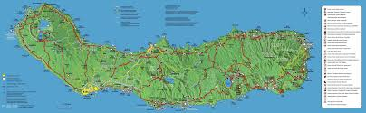Maps O Large Sao Miguel Island Maps For Free Download And Print High
