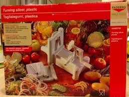 paderno cuisine spiral vegetable slicer the paleo review product review paderno spiral slicer
