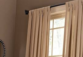 Curtains Hung Inside Window Frame How To Measure For Custom Draperies At The Home Depot