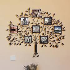 frame amazing ideas family tree picture frame wall hanging bold
