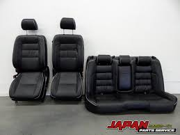 lexus ls430 leather seat covers 98 05 toyota aristo lexus gs300 oem black leather seats with