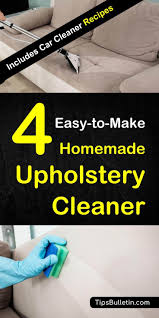 diy upholstery cleaning solution 4 upholstery cleaner how to clean upholstery