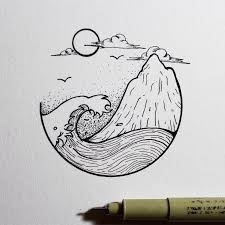 the 25 best ocean tattoos ideas on pinterest sea tattoo wave