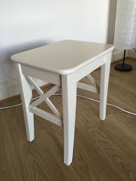 Ikea Small Bedside Tables Small Bedside Table From Ikea Originally In Lambeth London