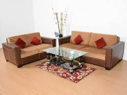 Used Sofa In Bangalore Darla Leatherette 5 Seater Sofa Set Buy And Sell Used Furniture