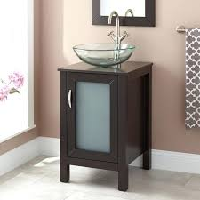 vessel sink base cabinet vanity for vessel sink meetly co with regard to base decorations 14