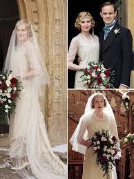 Downton Abbey Halloween Costume Edith U0027s Wedding Dress U0027downton Abbey U0027 Finale Gown