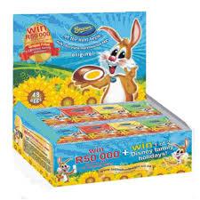 easter marshmallow eggs springbok delight