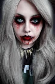 Makeup Ideas For Halloween Costumes by Best 20 Scary Doll Makeup Ideas On Pinterest U2014no Signup Required