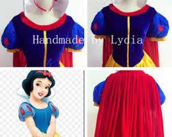 Snow White Halloween Costume Adults Snow White Costume Etsy
