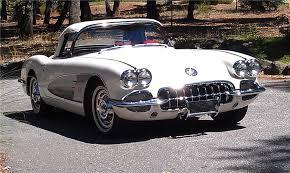 1960 chevrolet corvette 1960 chevrolet corvette convertible 132916