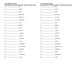 singular plural nouns busyteacher free printable worksheets for