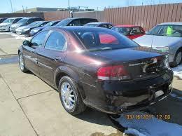 2003 Chrysler Sebring Interior 2003 Chrysler Sebring Lxi 4dr Sedan In Brownstown Mi Big 4 Auto
