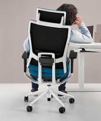 chaise de bureau design tnk flex chaise de bureau par alegre design esprit design