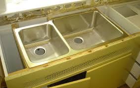 Kitchen Sink Install How To Install Undermount Kitchen Sinks Concrete Countertops