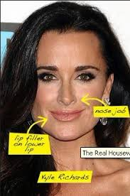does kyle richards wear hair extensions kyle richards pantene poster girl page 7 the real housewives