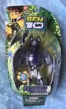 ben 10 alien collection series 1 benwolf 4 action figure ebay