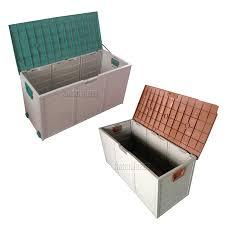garden storage box ireland home outdoor decoration