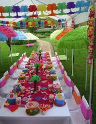 kids party ideas kids party ideas kids luau party ideas from purpletrail tropical