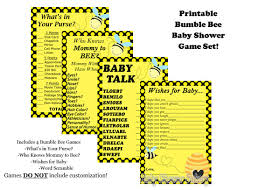 baby shower bee theme bee baby shower pack to bee baby shower