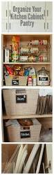 How To Organize Your Kitchen Pantry - organize your pantry