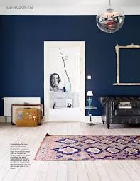 dark blue alls living room house pinterest blue wall colors
