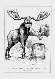 harpweek elections 1912 medium cartoons