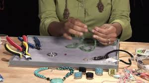 Decorative Lanyards Beading Projects How To Make Bead Lanyards Youtube