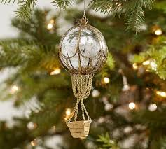 air balloon ornament pottery barn gifts