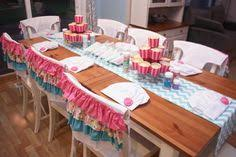 Cupcake Decorating Party Cupcake Party Decorations Buscar Con Google Talleres
