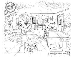 download coloring pages littlest pet shop coloring pages littlest