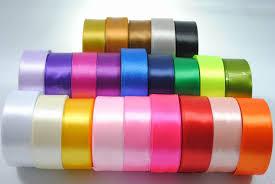satin ribbon plain satin ribbons ribbons