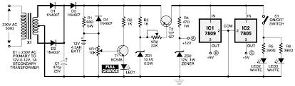 ups circuit diagram 1000w circuit diagram images