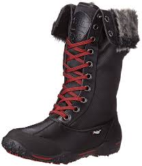 womens snowmobile boots canada amazon com pajar s garland boot boots