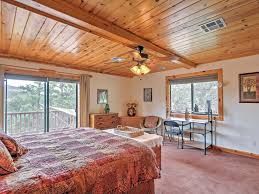 3br silver city cabin w wraparound deck pinos altos