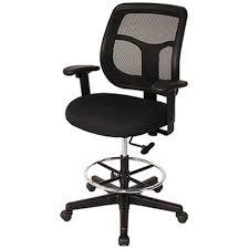 desks best work chair best standing desk chairs bar height