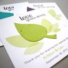 seed favors plantable seed wedding favors catalog botanical paperworks