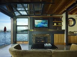 Burlington Home Decor Burlington Garage Doors Living Room Contemporary With Wood