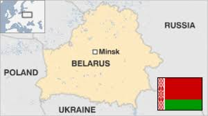 map of belarus belarus country profile news