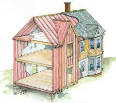 7 insulation tips to save money u0026 energy old house restoration