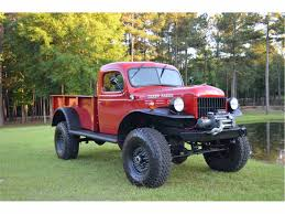 jeep fire truck for sale classic dodge power wagon for sale on classiccars com