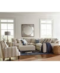 Macy S Furniture Sofa by Kelly Ripa Ampton 3 Pc Apartment Sectional With Wedge Only At