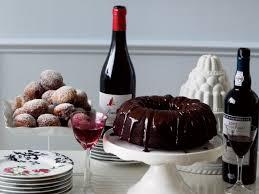 double chocolate bundt cake with ganache glaze recipe kate