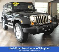 used jeep wrangler for sale in ma used jeep wrangler for sale in brockton ma 165 used wrangler